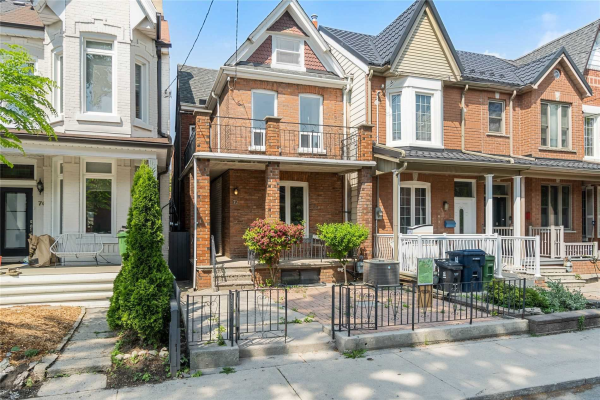 72 Montrose Ave, Toronto