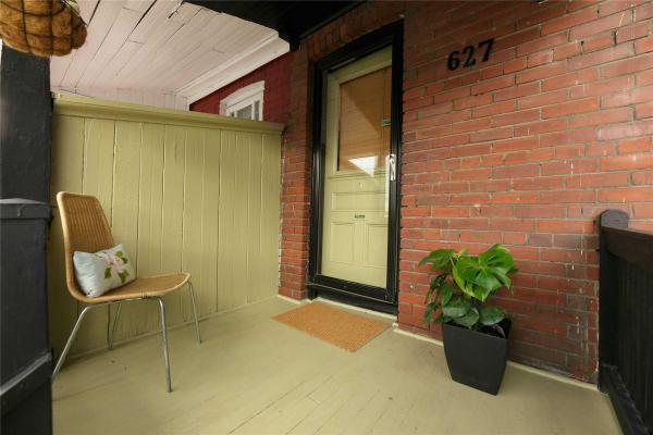 627 Dupont St, Toronto