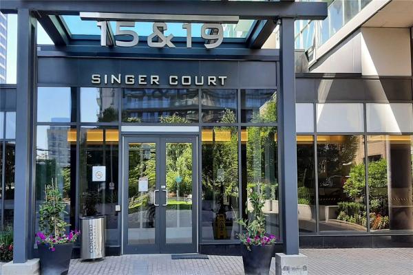 15 Singer Crt, Toronto