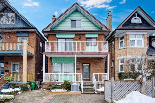 20 Pinewood Ave, Toronto