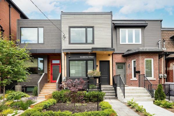 94 Argyle St, Toronto