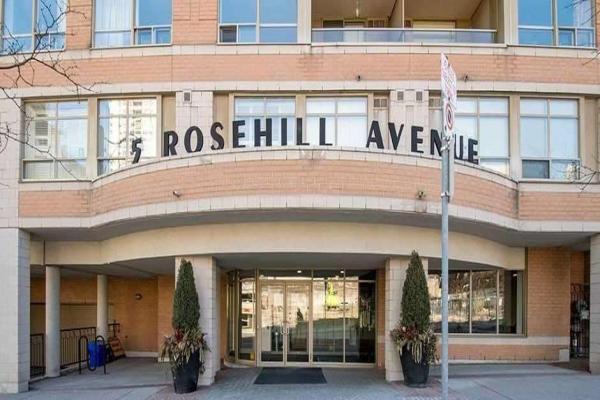 5 Rosehill Ave, Toronto
