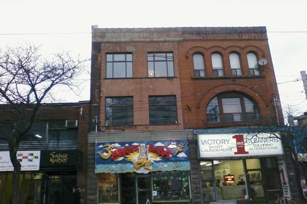 546 Queen St W, Toronto