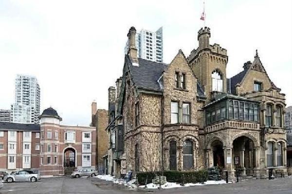 6 Wellesley Pl, Toronto