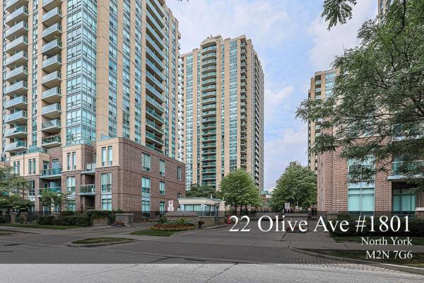 22 Olive Ave, Toronto