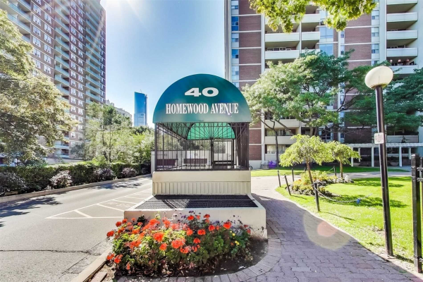 40 Homewood Ave, Toronto