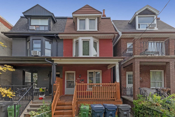 559 Crawford St, Toronto