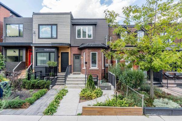 92 Argyle St, Toronto