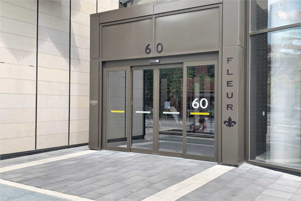 60 Shuter St, Toronto
