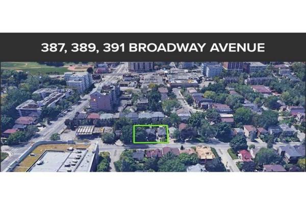 387-391 Broadway Ave, Toronto