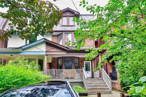 497 Brunswick Ave, Toronto