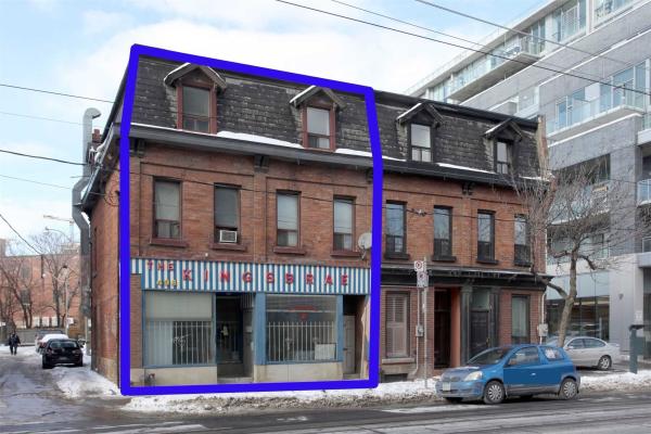 498 King St E, Toronto