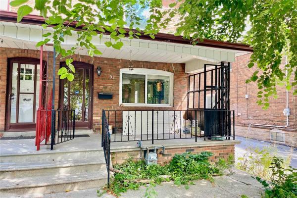 91 Winnett Ave, Toronto