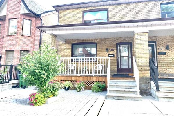 447 Brock Ave, Toronto