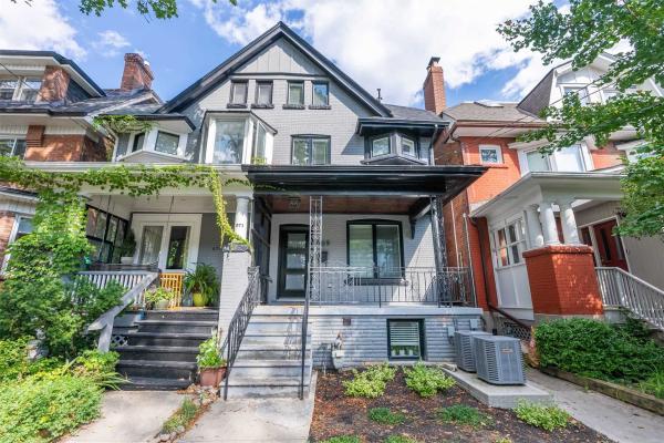 669 Euclid Ave, Toronto