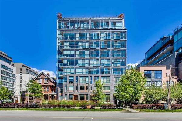 508 Wellington St W, Toronto