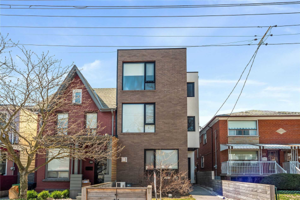 110B Palmerston Ave, Toronto
