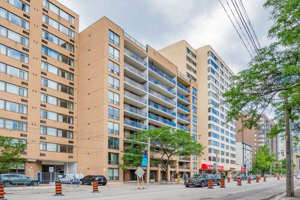 250 Jarvis St, Toronto