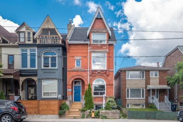 276 Ossington Ave, Toronto