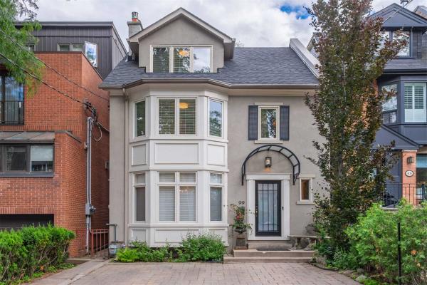 99 Balmoral Ave, Toronto