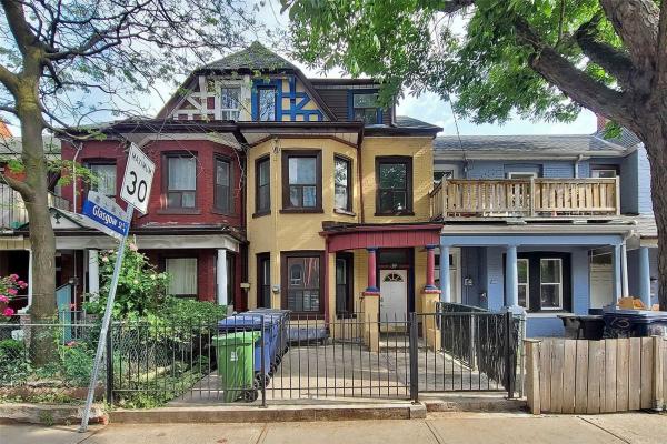 69 Cecil St, Toronto