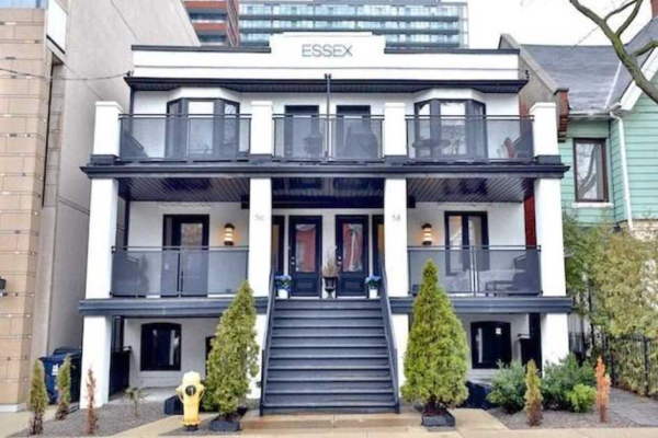 58 Dovercourt Rd, Toronto