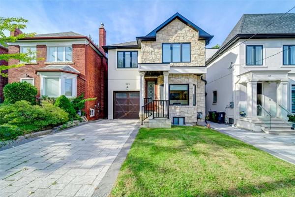 224 Lawrence Ave E, Toronto