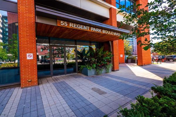 55 Regent Park Blvd, Toronto