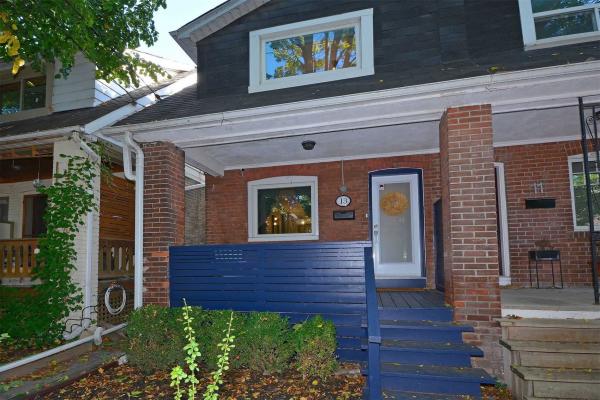 13 Rushbrooke Ave, Toronto