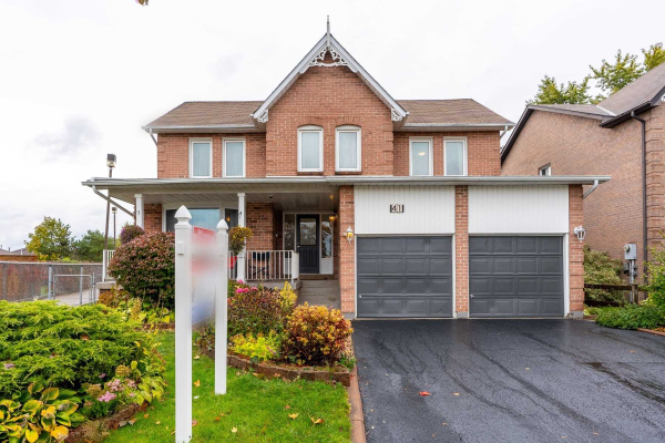 41 Coomer Cres, Ajax