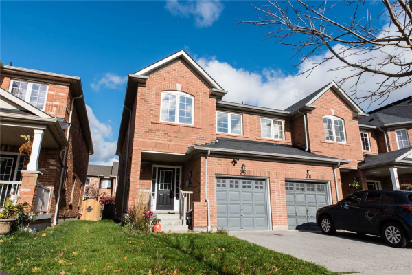 26 Michaelman Rd, Ajax
