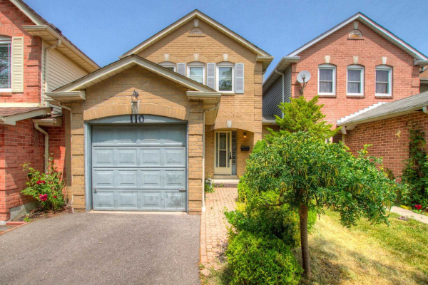 110 Ducatel Cres, Ajax