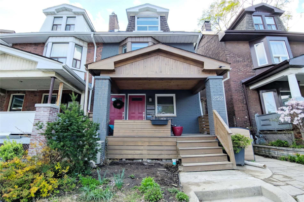 252 Greenwood Ave, Toronto