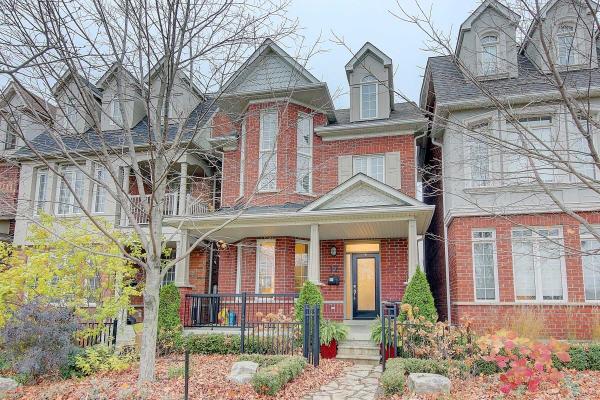 17 Drummondville Lane, Toronto