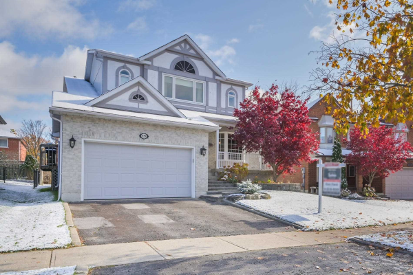 929 Alanbury Cres, Pickering