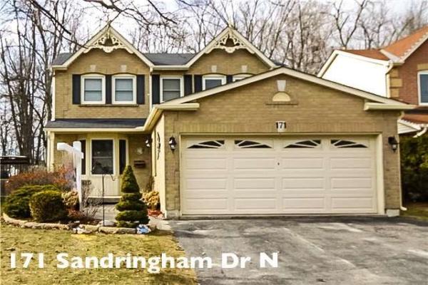 171 Sandringham Dr N, Clarington