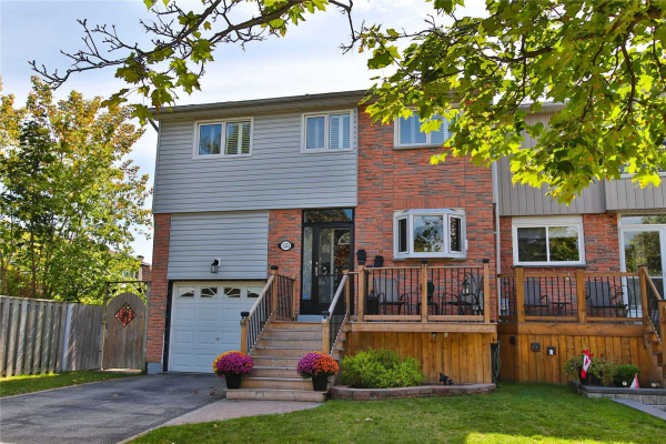 1253 Lutterworth Crt, Pickering