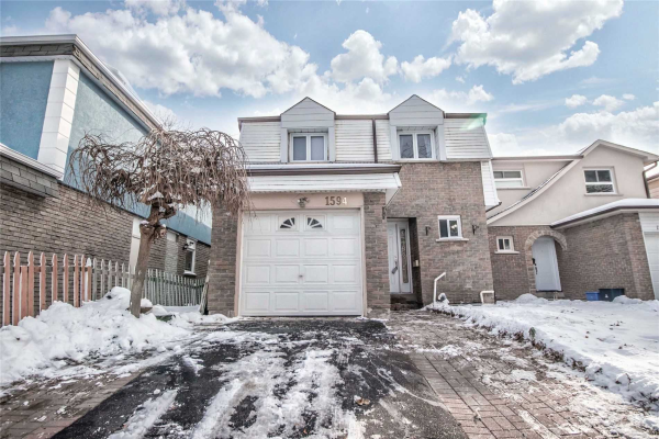 1594 Jaywin Circ, Pickering