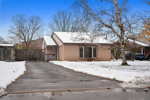 380 Burnley Crt, Oshawa