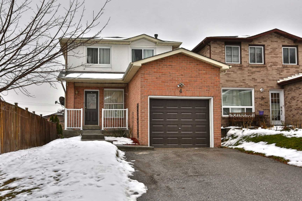 4 Woodward Cres, Ajax