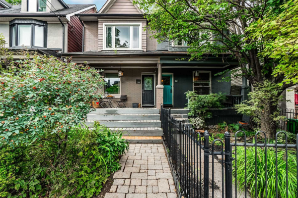 144 Booth Ave, Toronto