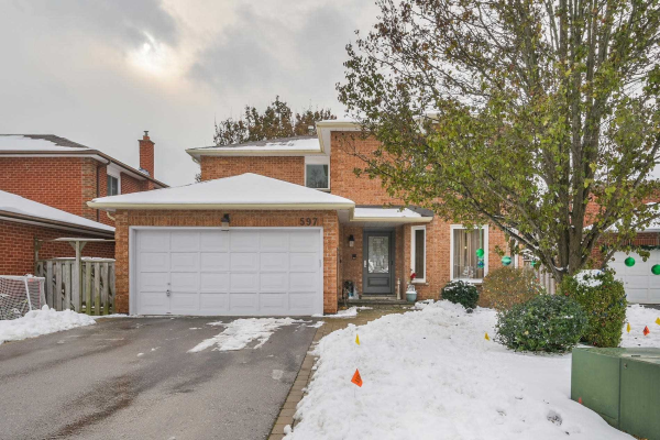 597 Kimton Crt, Pickering