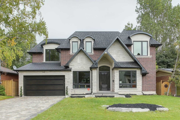 445 Brownfield Gdns, Toronto