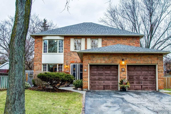 4 Rice Dr, Whitby