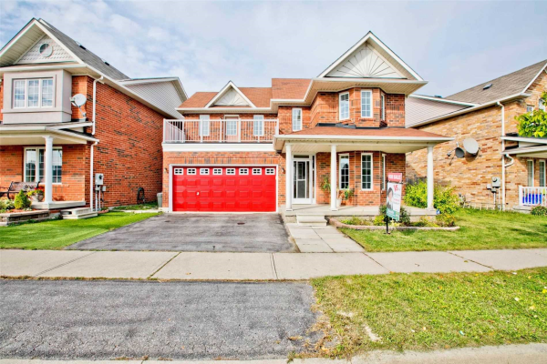 103 Greenhalf Dr, Ajax