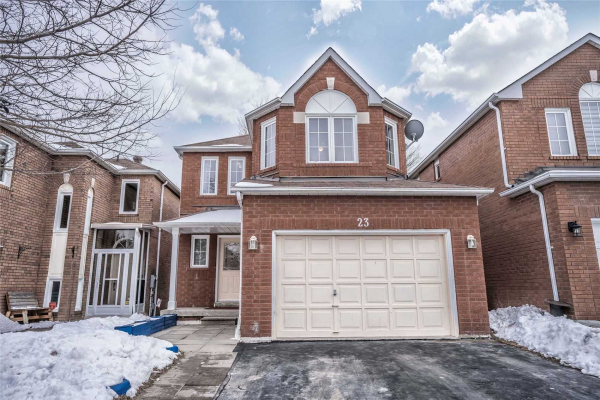 23 Booth Cres, Ajax