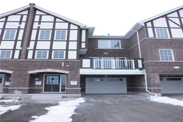 79 Bluegill Cres, Whitby