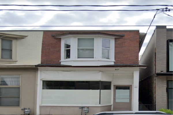 607 Logan Ave, Toronto