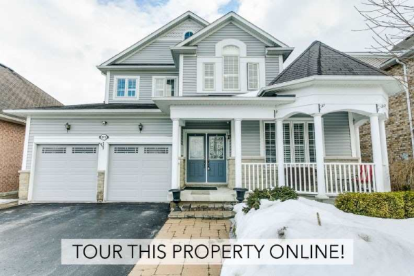 373 Carnwith Dr E, Whitby