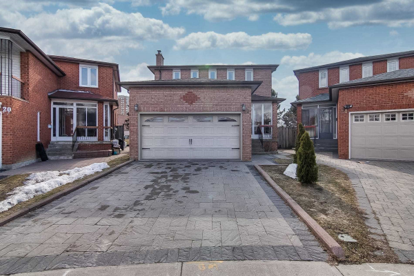 22 Eagleview Cres, Toronto